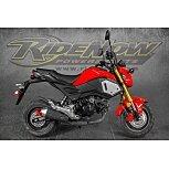 2020 Honda Grom for sale 201065203