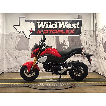 2020 Honda Grom ABS for sale 201074976