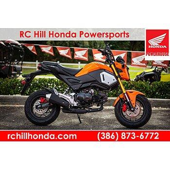 2020 Honda Grom for sale 201078333