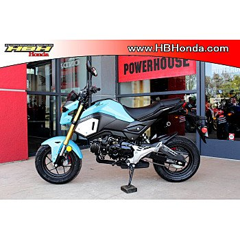 2020 Honda Grom for sale 201081565