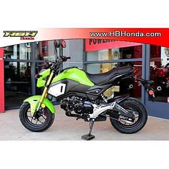 2020 Honda Grom for sale 201081566