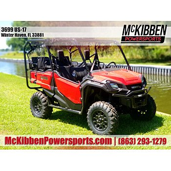 2020 Honda Pioneer 1000 for sale 200807507