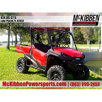 2020 Honda Pioneer 1000 for sale 200818748