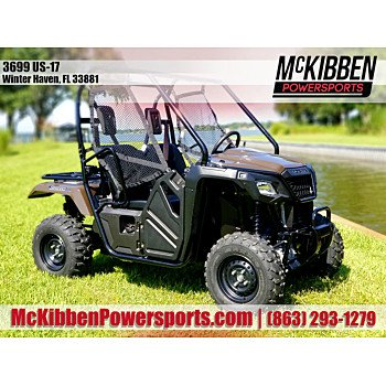 2020 Honda Pioneer 500 for sale 200763057