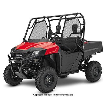 2020 Honda Pioneer 700 for sale 200809535