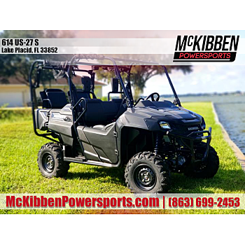 2020 Honda Pioneer 700 for sale 200818678