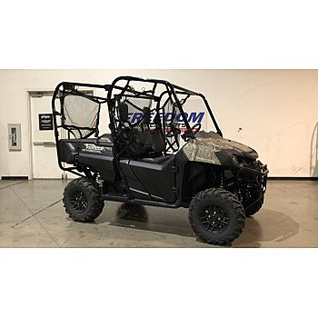 2020 Honda Pioneer 700 for sale 200832686