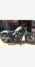 2020 Honda Rebel 500 ABS for sale 200893445