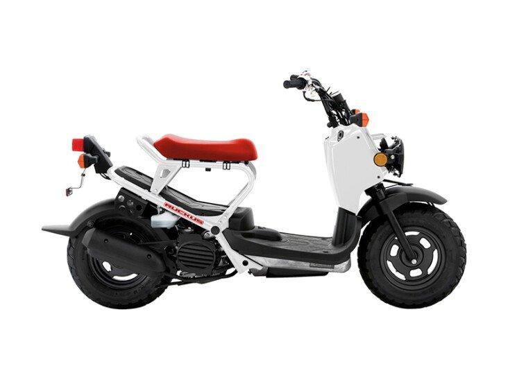 2020 Honda Ruckus Base specifications