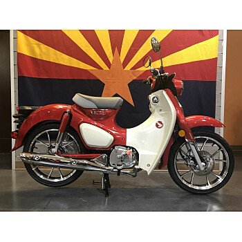 2020 Honda Super Cub C125 for sale 200847221
