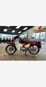 2020 Honda Super Cub C125 for sale 200850421