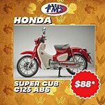 2020 Honda Super Cub C125 for sale 200858131