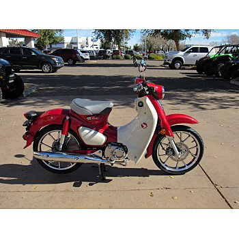 2020 Honda Super Cub C125 for sale 200860045