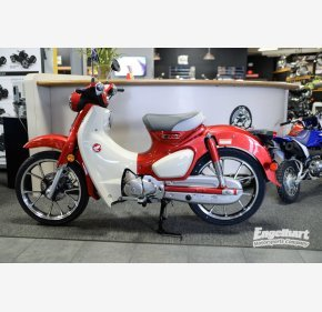 2020 Honda Super Cub C125 for sale 200909511