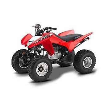 2020 Honda TRX250X for sale 200816365