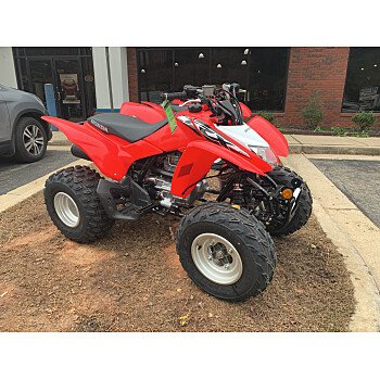2020 Honda TRX250X for sale 200831325