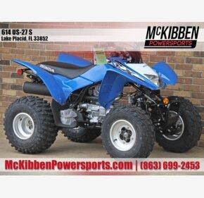 2020 Honda TRX250X for sale 200971616