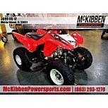 2020 Honda TRX250X for sale 200992883