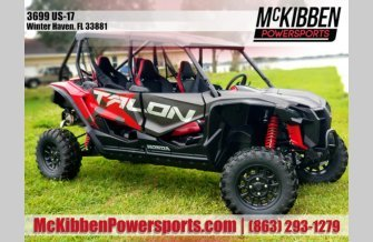 2020 Honda Talon 1000X for sale 200852719