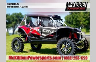 2020 Honda Talon 1000X for sale 200912760