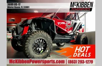 2020 Honda Talon 1000X for sale 200918137