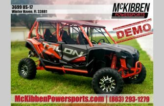 2020 Honda Talon 1000X for sale 200927193