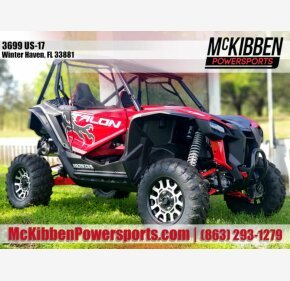 2020 Honda Talon 1000X for sale 200942826