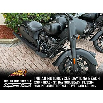 2020 Indian Chief Dark Horse for sale 201000227