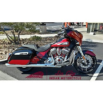 2020 Indian Chieftain Elite for sale 200813004