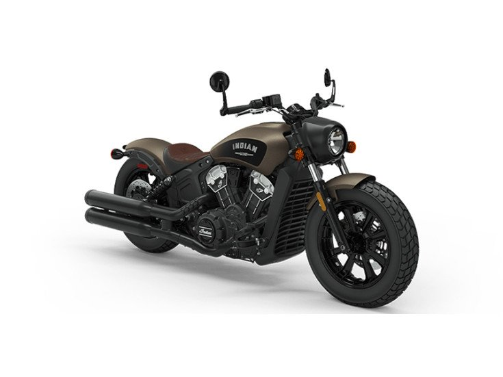 2020 Indian Scout Bobber specifications
