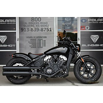 2020 Indian Scout Bobber ABS for sale 200800583