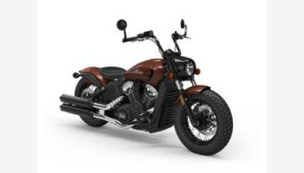 "2020 Indian Scout Bobber ""Authentic"" ABS for sale 200800893"