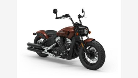 """2020 Indian Scout Bobber """"Authentic"""" ABS for sale 200800893"""