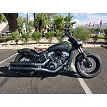 """2020 Indian Scout Bobber """"Authentic"""" ABS for sale 200803614"""