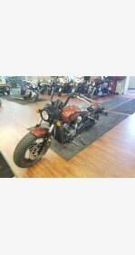 "2020 Indian Scout Bobber ""Authentic"" ABS for sale 200804393"