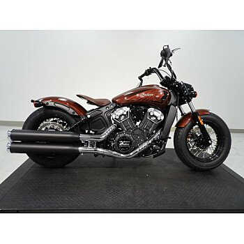 """2020 Indian Scout Bobber """"Authentic"""" ABS for sale 200807777"""