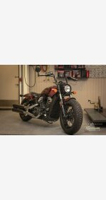 """2020 Indian Scout Bobber """"Authentic"""" ABS for sale 200809131"""