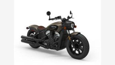 2020 Indian Scout Bobber ABS for sale 200825278