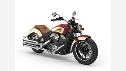 2020 Indian Scout for sale 200825287