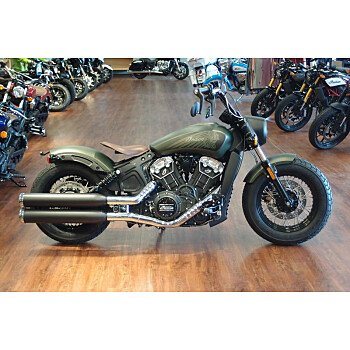 """2020 Indian Scout Bobber """"Authentic"""" ABS for sale 200829567"""