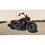 """2020 Indian Scout Bobber """"Authentic"""" ABS for sale 200835740"""