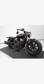 2020 Indian Scout Bobber ABS for sale 200843126