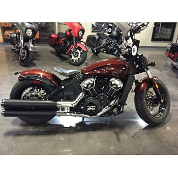 """2020 Indian Scout Bobber """"Authentic"""" ABS for sale 200849361"""