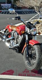 2020 Indian Scout Limited Edition ABS for sale 200854382