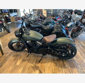 "2020 Indian Scout Bobber ""Authentic"" ABS for sale 200857583"