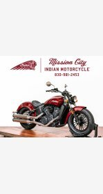 2020 Indian Scout Sixty ABS for sale 200867297