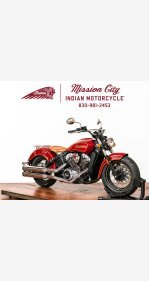 2020 Indian Scout Limited Edition ABS for sale 200867307