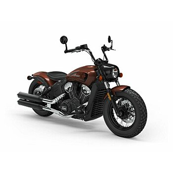 """2020 Indian Scout Bobber """"Authentic"""" ABS for sale 200868788"""