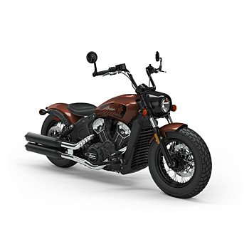 """2020 Indian Scout Bobber """"Authentic"""" ABS for sale 200870712"""