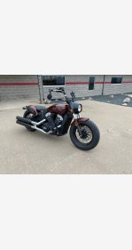 """2020 Indian Scout Bobber """"Authentic"""" ABS for sale 200925509"""